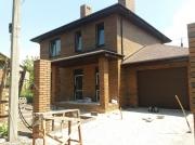 Установка окон Rehau в новом двухэтажном доме